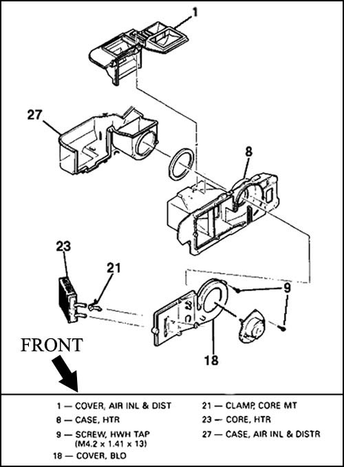 fiero horn wiring   17 wiring diagram images