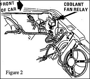 Default on 1986 Corvette Cooling Fan Wiring Diagram